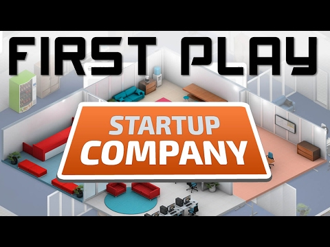 First Play: Startup Company - Software Tycoon Game
