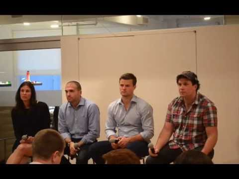 Suits To Silicon Alley - Break Into the Startup World Panel