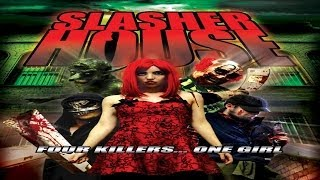 Slasherhouse Trailer (Chemical Burn Entertainment 2013)