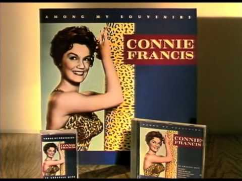 CONNIE FRANCIS    AMONG MY SOUVENIRS