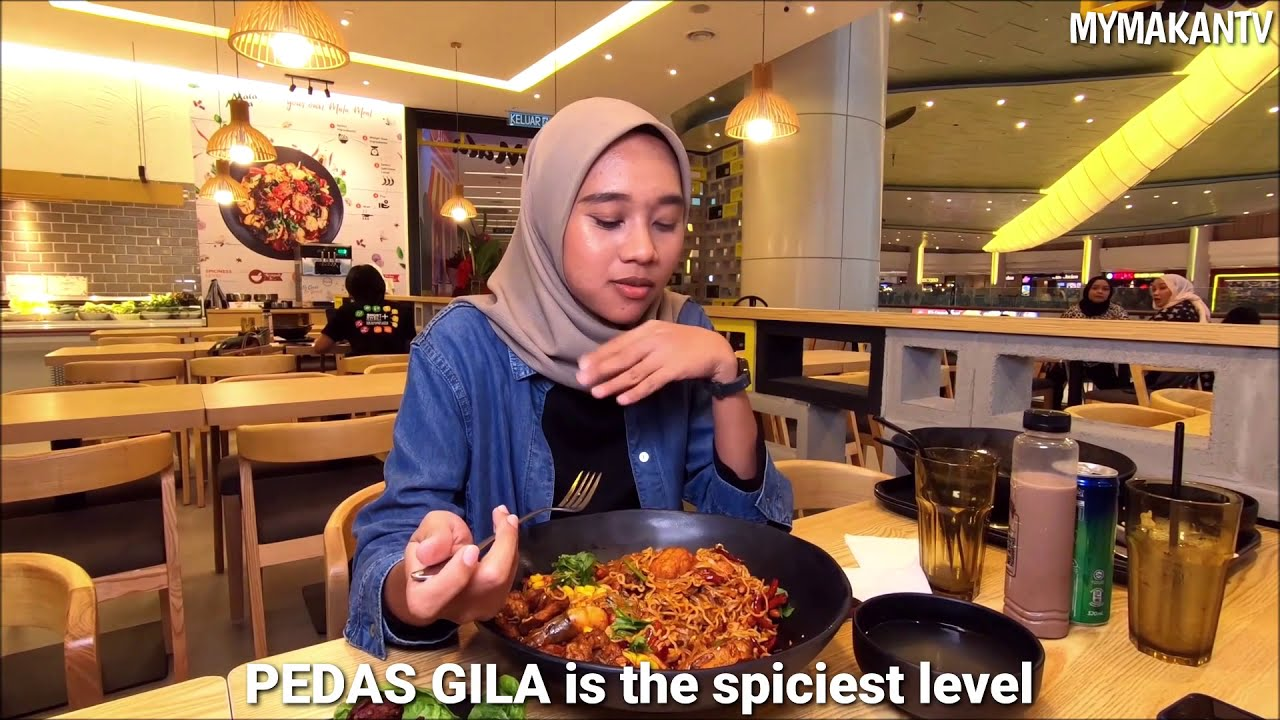 Mala Mala Spicy Numbing Stir Fry Pot Youtube