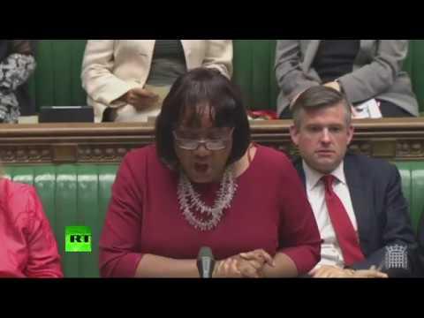 LIVE: MPs debate #QueensSpeech ahead of tomorrow's vote