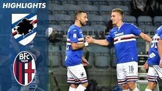 Sampdoria 4-1 Bologna | Sampdoria Fire Four Past Bologna | Serie A