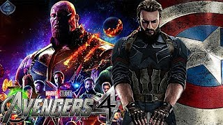 Avengers 4 - Title Confirmed? Will Captain America Die?