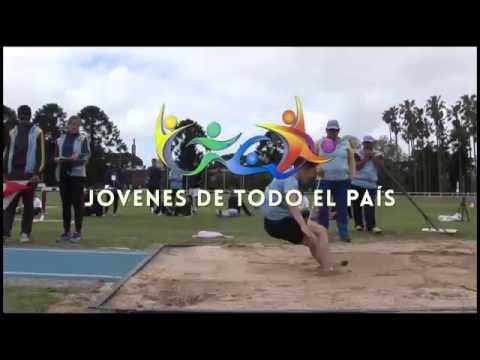 Presentación Juegos Deportivos Nacionales
