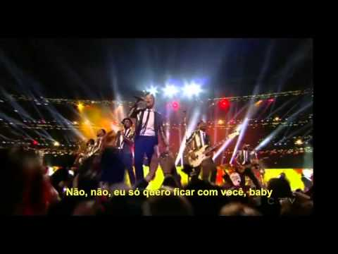 [LEGENDADO] Bruno Mars - 48º Super Bowl Halftime...