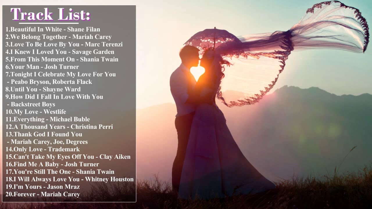 most romantic songs