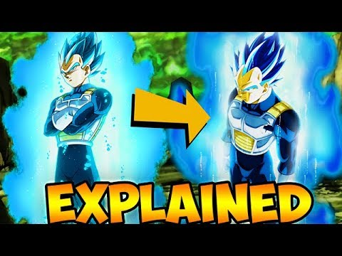 Super Saiyan Blue Evolution (Beyond Blue) Explained