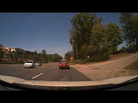 Car Accident at Cary, North Carolina at April 27, 2019, around 2 pm