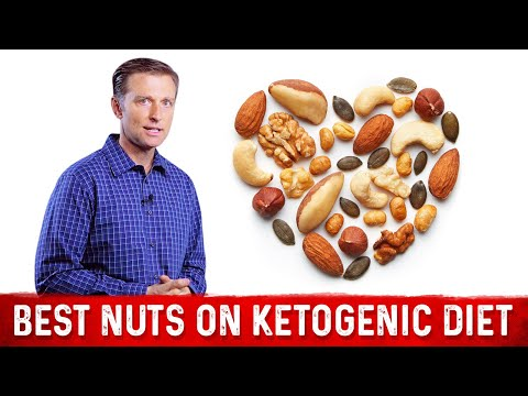Best Nuts on a Ketogenic Diet: SURPRISING!