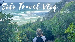 Travel Vlog to AUSTRALIA | Megs Solo Travels