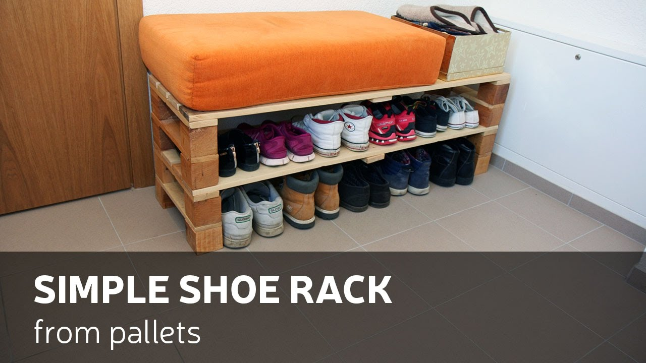 diy pallet shoe rack. Diy Pallet Shoe Rack O