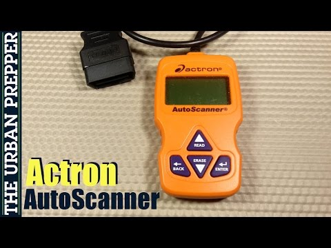 Actron OBD II Scan Tool by TheUrbanPrepper