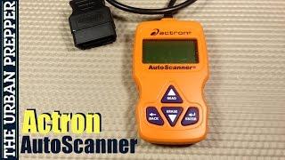 Actron OBD II Scan Tool (Car EDC)