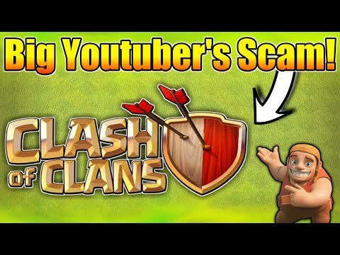 Beware From Youtuber's Scam In Clash Of Clans | Ft.Sumit 007 | Important Video