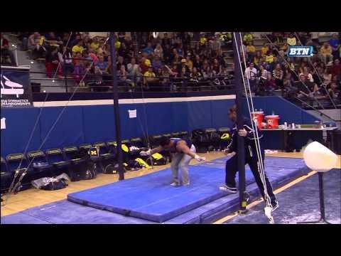 2014 NCAA Men's Gymnastics - Michigan vs Penn State (1080i)_NastiaFan101