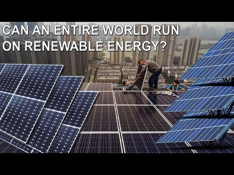 The Rise of Renewable Energy Worldwide! Many Countries Are Now Switching to Renewables