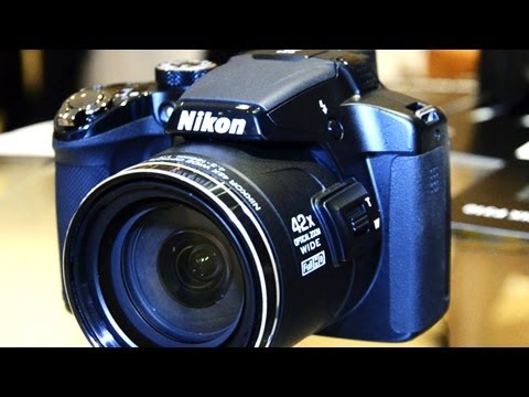 Nikon Coolpix P510 First Look Hands on - Price, specs, release date