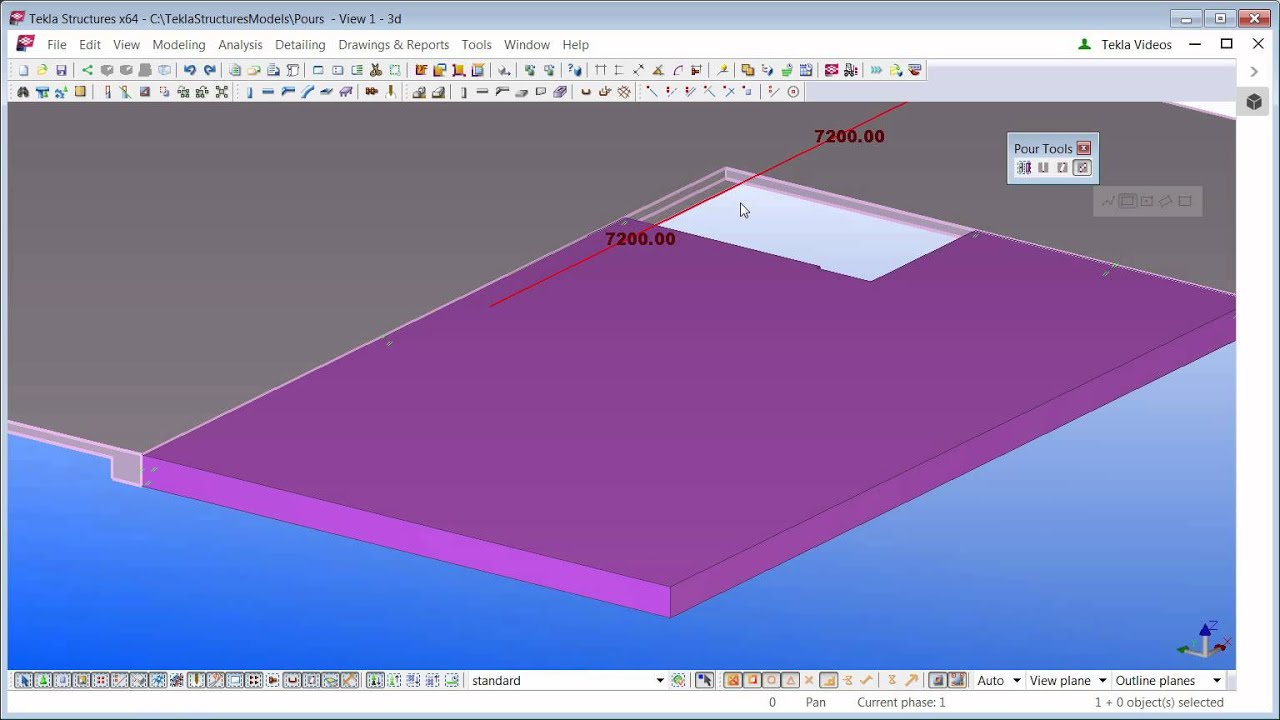 how to break a polyline in autocad