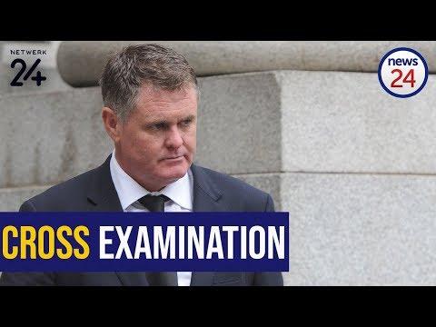 WATCH: Rohde under cross-examination (Part 2)