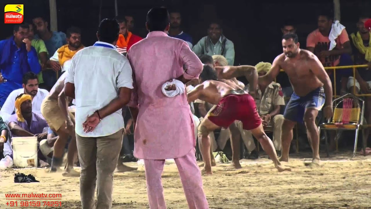 KAONKE KALAN (Jagraon) ! KABADDI OPEN FINAL - 2015 ! Full HD ! Part 5th.