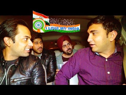 One night in Delhi - Republic Day Special | Lalit Shokeen Films |