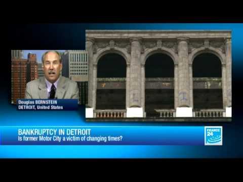 Douglas Bernstein, Bankruptcy Lawyer, Detroit - THE INTERVIEW