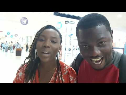 FUN DAY IN ACCRA WITH AMAZING GHANAIAN/GAMBIAN YOUTUBERS