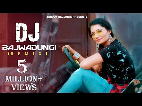 DJ Bajwadungi - Dj Remix | Ruchika Jangir, Naveen Naru, Neetu Verma | Latest Haryanvi Dj Song 2019