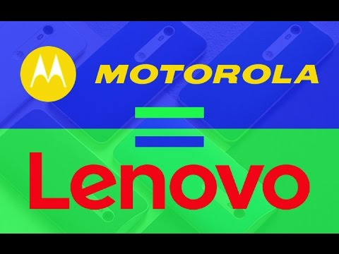 Motorola and Lenovo | How Far they have Gone ??