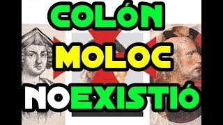 Colon MOLOC no existió-Es Todo un Montaje Masón
