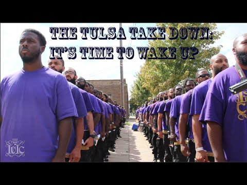 The Israelites: Tulsa Take Down: Its Time To Wake Up