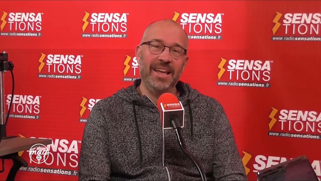 David LASCOUX parle de DEDOUBLEMENT chez Radio Sensations