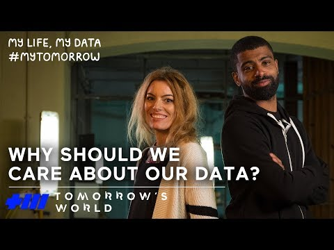 Why should we care about our data? - Tomorrow's World - BBC