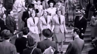Begin The Beguine - The Andrews Sisters & Glenn Miller Orchestra