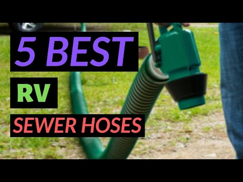best-rv-sewer-hoses:-top-5-best-sewer-hose-kits