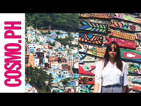 5 Places To See In Busan