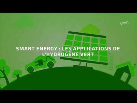 #SmartEnergy : les applications de l'hydrogène vert dans la MOBILITÉ