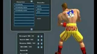 Heavyweight Thunder Kutay karakteri