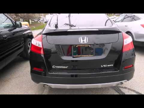 2015 honda crosstour ex l v6 w navi youtube. Black Bedroom Furniture Sets. Home Design Ideas