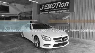 MERCEDES BENZ SL R231 AMG DESIGN FULL SET BODYKIT