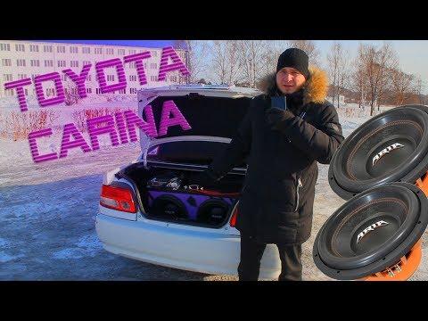 JDM и автозвук! Обзор громкой Toyota Carina