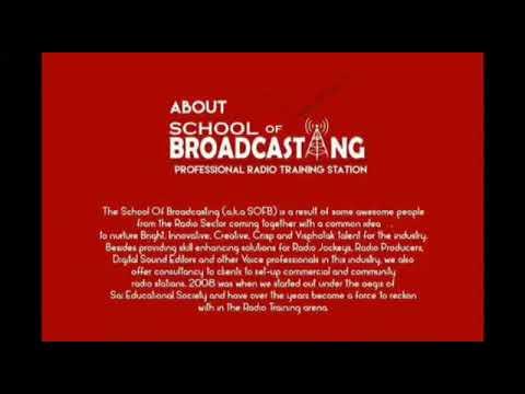 Team of School of Broadcasting Professional Radio Training Station Bilaspur 🎊  Happy Hello Day