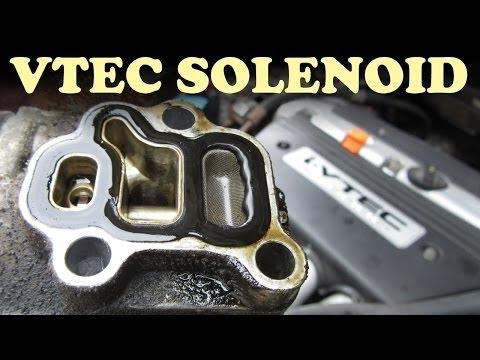 How to Find & Diagnose Vtec Solenoid Gasket Leak
