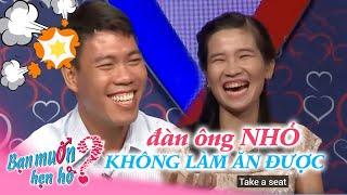 Chết cười với cô giáo gốc Huế khiến MC Quyền Linh choáng váng | Thái Sơn - Bích Truyền | BMHH 119