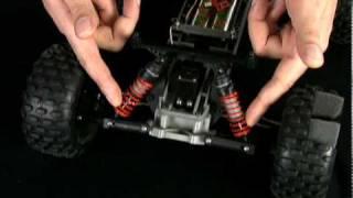 RC Suspension 101 pt. 1: Intro to shocks & springs
