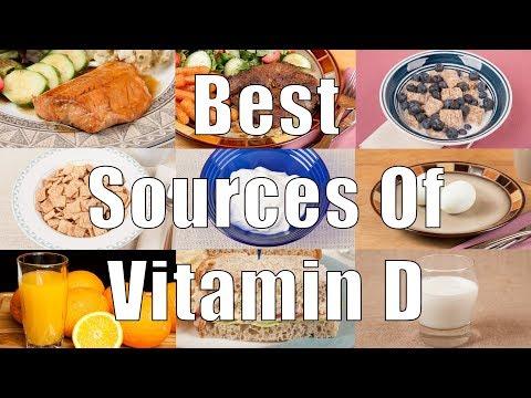 Best Sources Of Vitamin D (700 Calorie Meals) DiTuro Productions