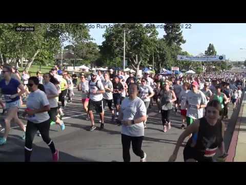 2017 El Segundo Run for Education 5K/10K