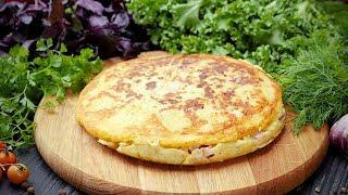 Итальянский картофельный пирог - Рецепты от Со Вкусом