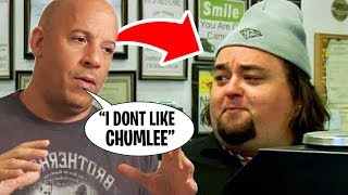 10 Celebs Who Can't Stand Chumlee From Pawn Stars